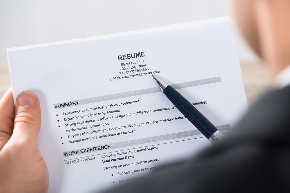 How To Tailor Your Resume And Land More Job Interviews Resume Yeti
