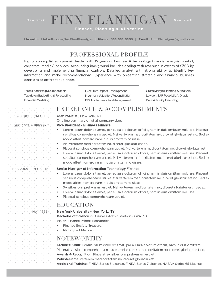 resume templates  u0026 writing  u2013 resume yeti